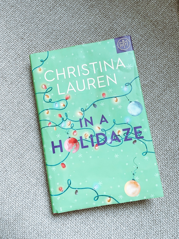 Book Review: In a Holidaze by ChristinaLauren